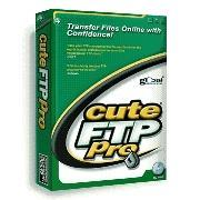 CuteFTP Professional - for 5 users with Maintenance and Support