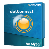 Программное обеспечение   dotConnect for MySQL - Developer team license